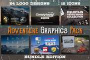 70% OFF Adventure Graphics -Graphicriver中文最全的素材分享平台