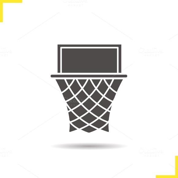 Basketball hoop icon. Vector - Icons