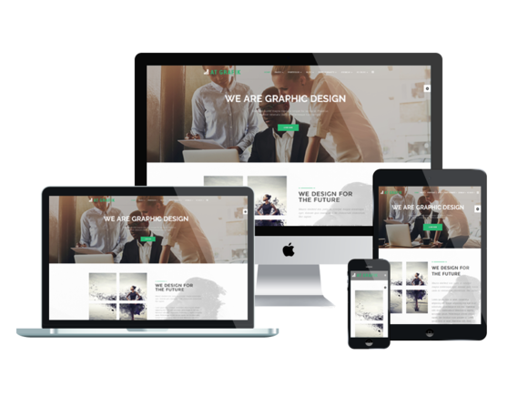 AT GRAFIK Onepage Joomla Template