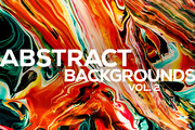 Abstract Backgrounds, Vol. -Graphicriver中文最全的素材分享平台