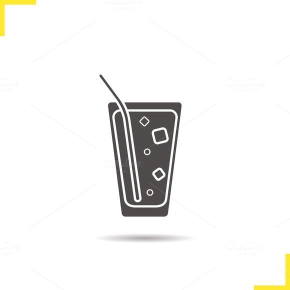 Lemonade icon. Vector - Icons