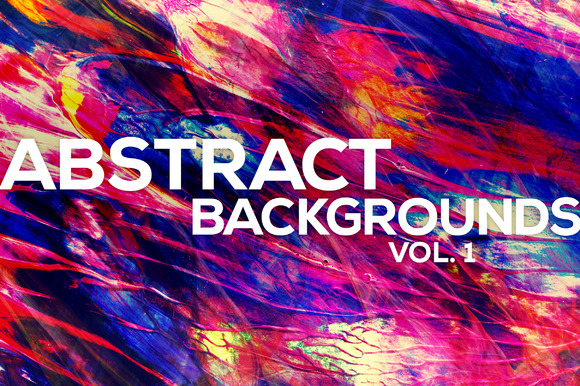 Abstract Backgrounds, Vol. 1 - Textures