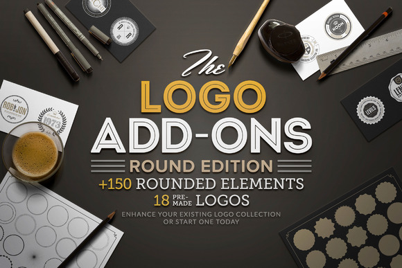 Logo Addons Round Edition