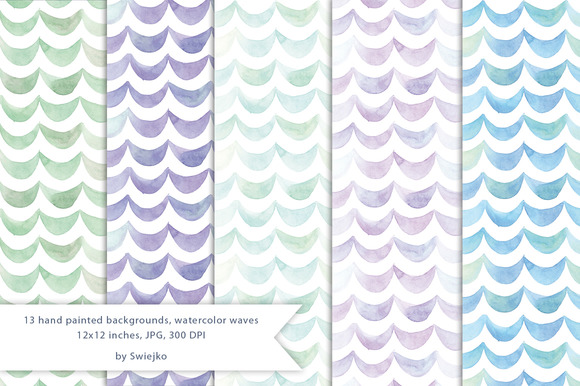 how to make paper ocean waves