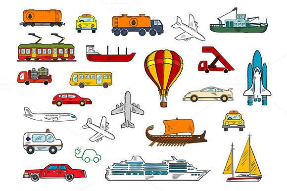Modes Of Transportation Pictures » Designtube