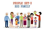 Big family-Graphicriver中文最全的素材分享平台
