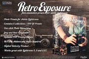 Presets for Lightroom Retro-Graphicriver中文最全的素材分享平台