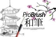 Japan ProBrush? 矢量書法筆-Graphicriver中文最全的素材分享平台