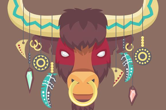 Totem Bull