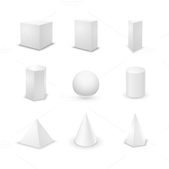 Basic Elementary Geometric Shapes