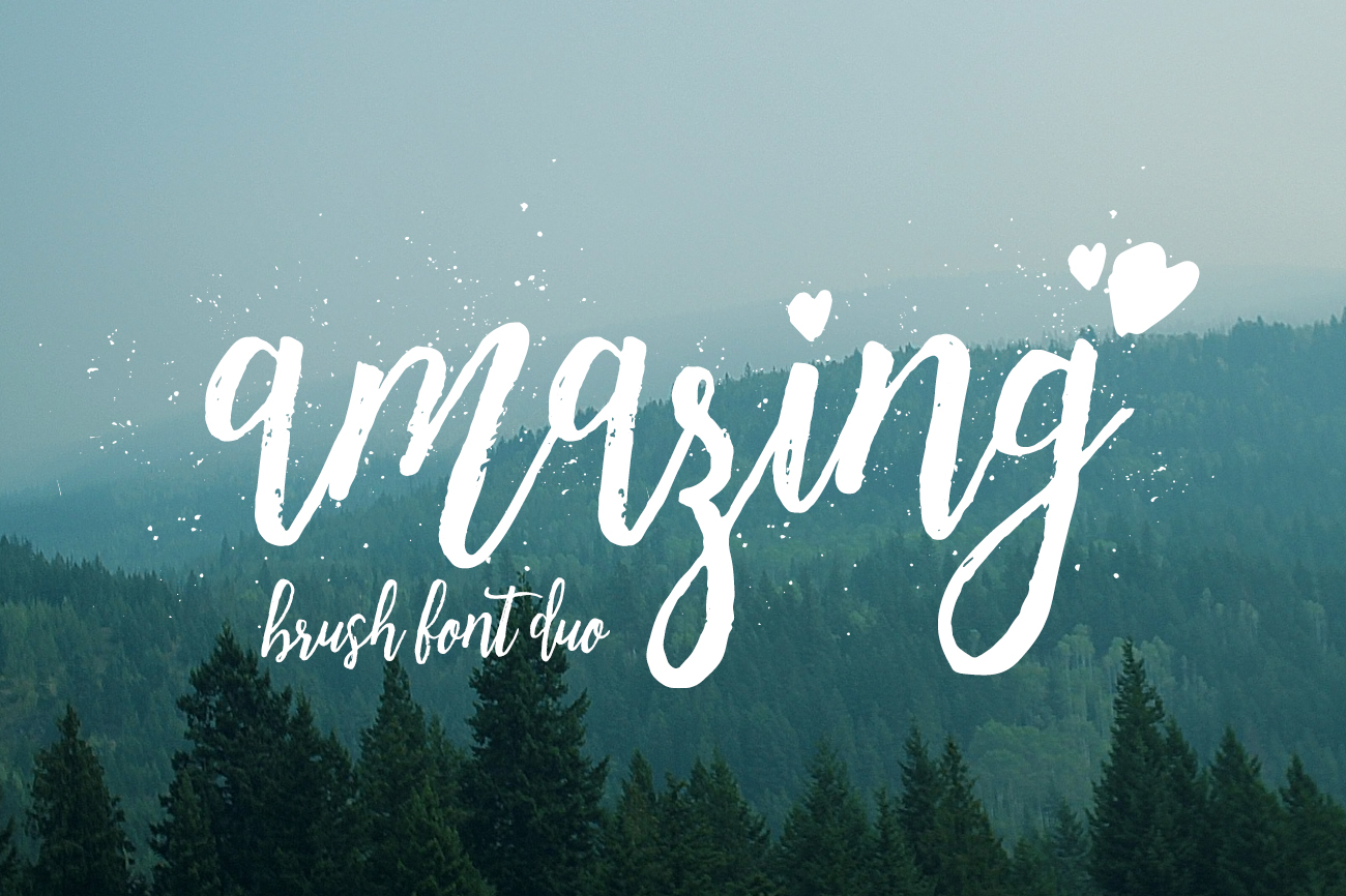 amazing font duo 50 off