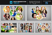 Photo Collage Template 06-Graphicriver中文最全的素材分享平台