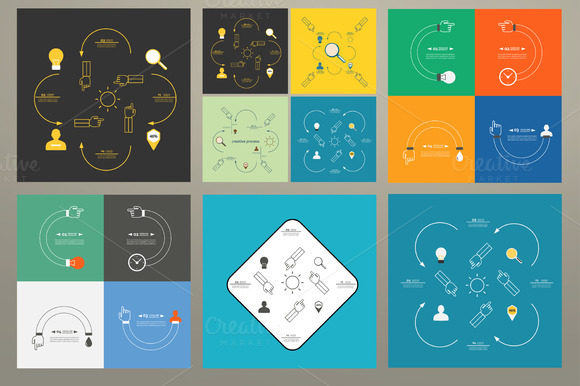 Vector set of objects Vol.2 - Objects
