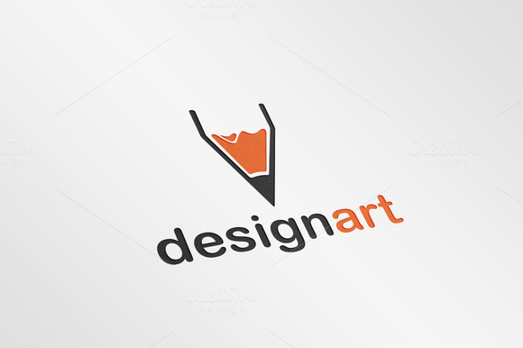 Design Art Logo Template Logo Templates On Creative Market
