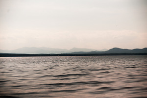 Mountain View from Champlain