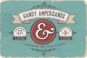 Handy Ampersands
