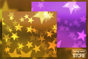 Stars Abstract Backdrop