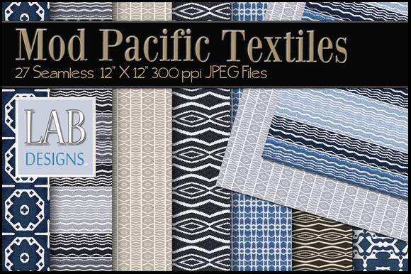 27 Contemporary Fabric Textures