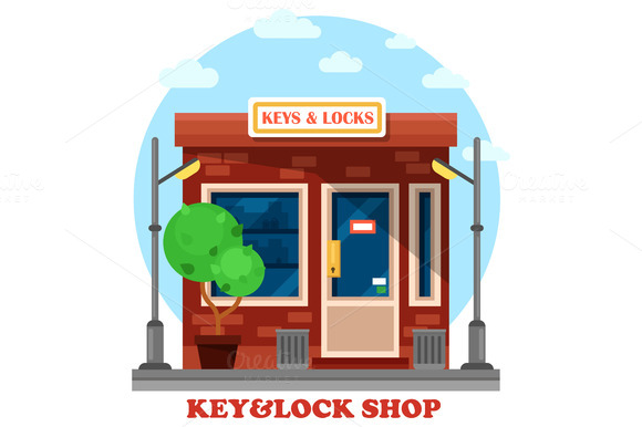 Key And Locks Local Shop