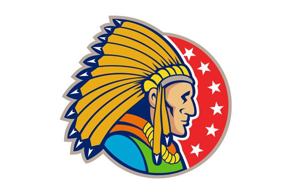 Native American Indian Headgear