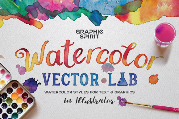illustrator how to put a vector in an image