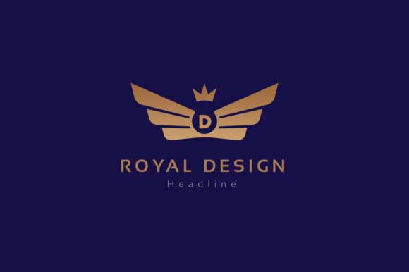 Royal Design Logo Template