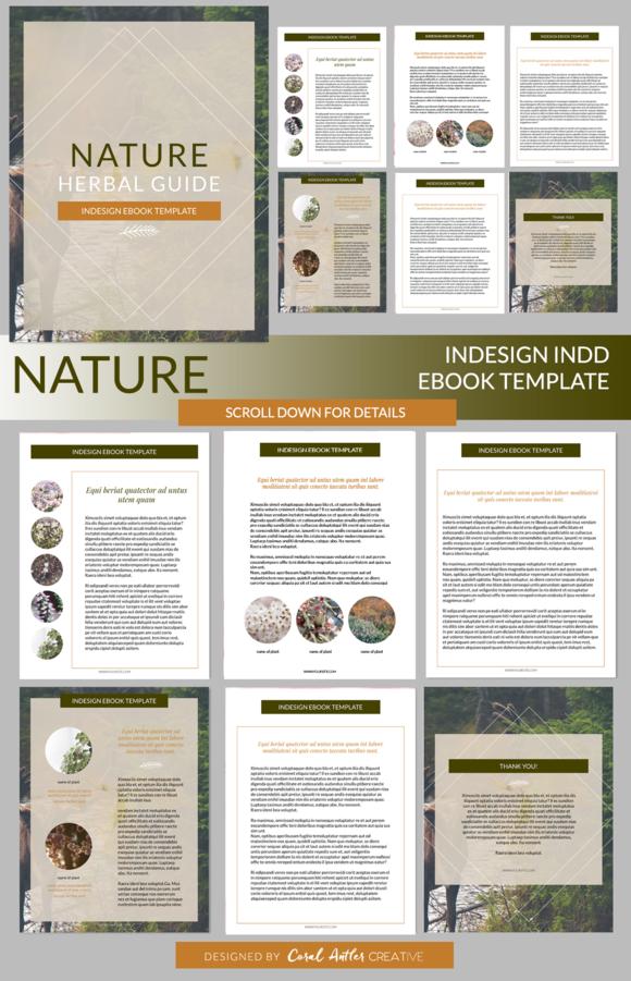 Template Cover Buku Indesign 187 Designtube Creative