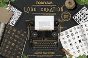 Logo Creation Kit-Graphicriver中文最全的素材分享平台
