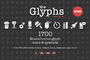 The Glyphs 1700 icons & sym-Graphicriver中文最全的素材分享平台