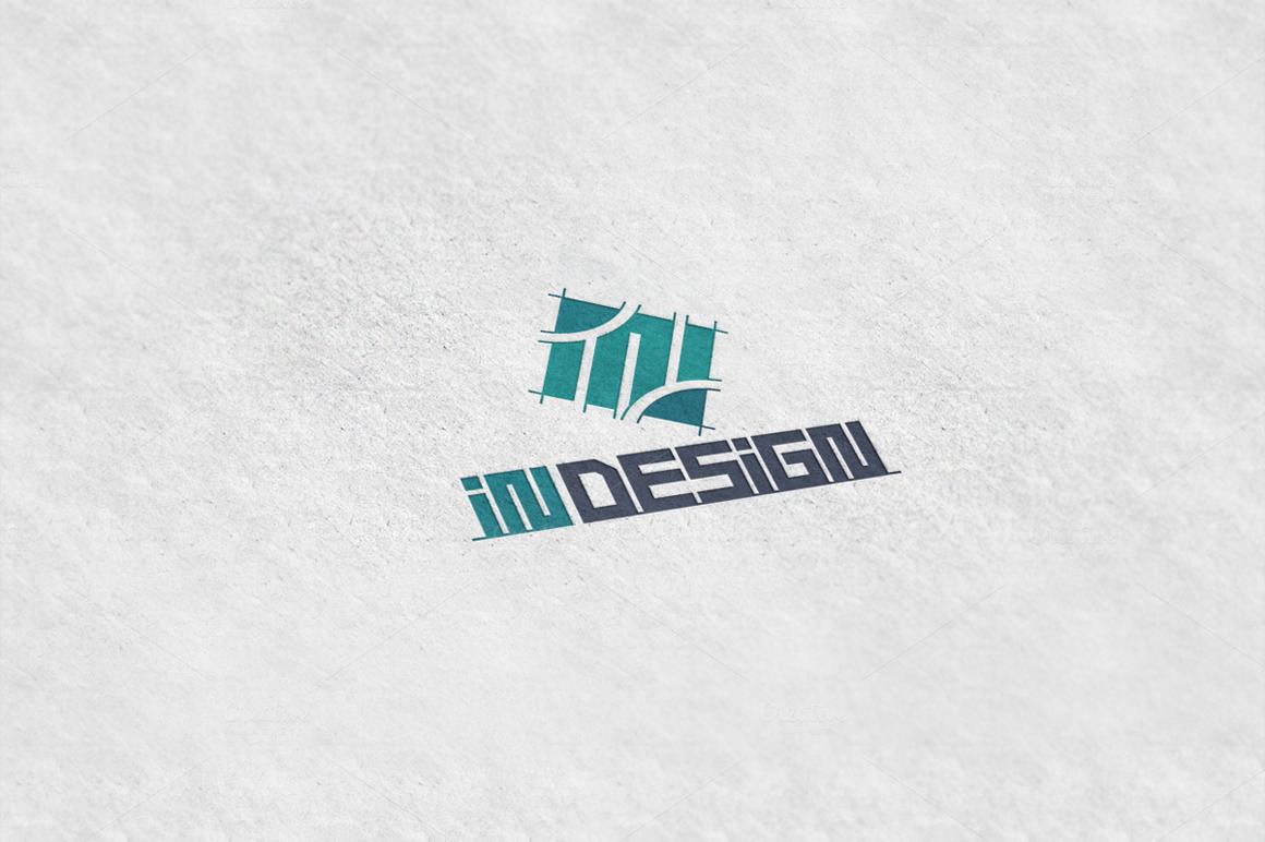 inDesign Logo Template ~ Logo Templates on Creative Market