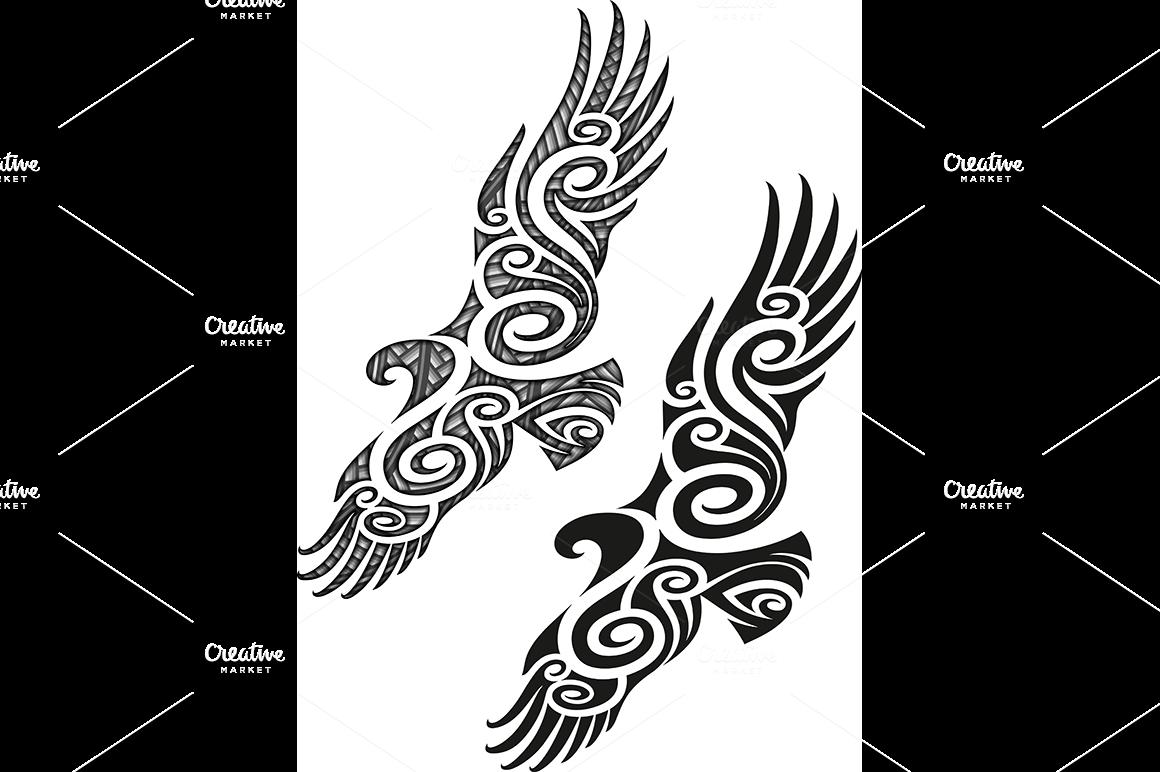 maori tattoo patterns  5x