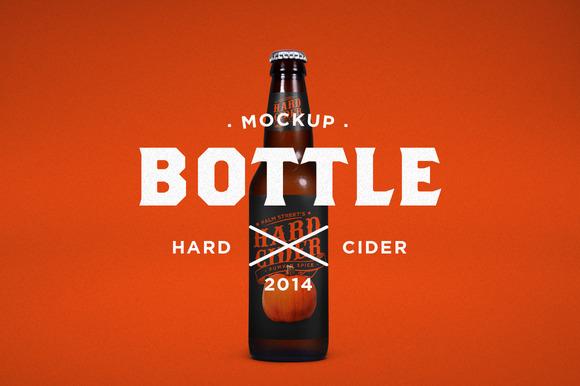 Hard Cider Mock-Up