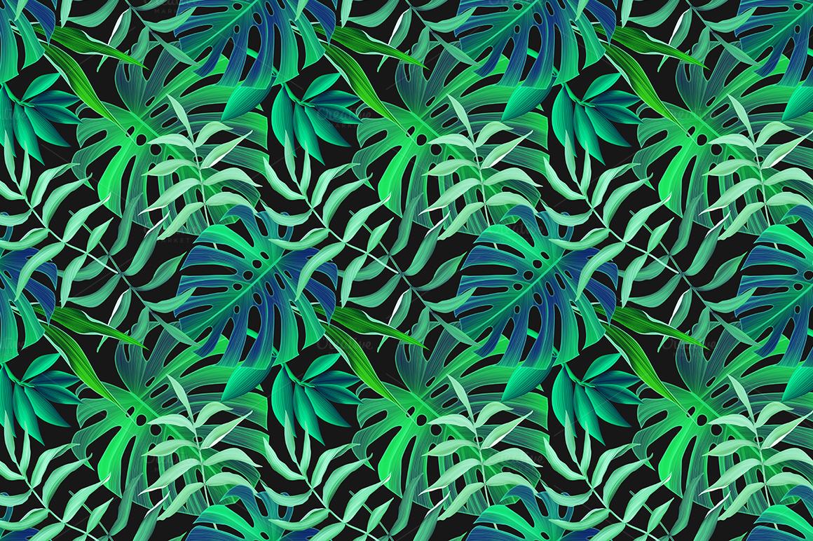 leaves wallpaper pattern - photo #23
