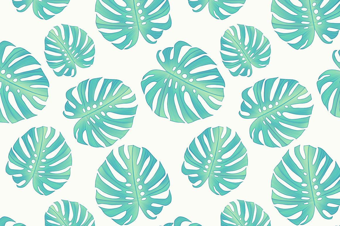 Aninimal Book: Tropical Pattern Tumblr