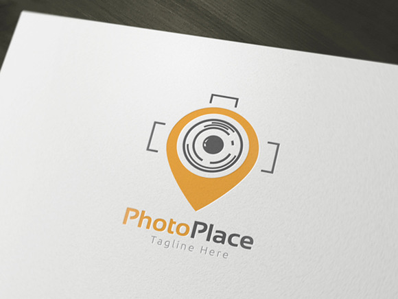 Photo Place Logo