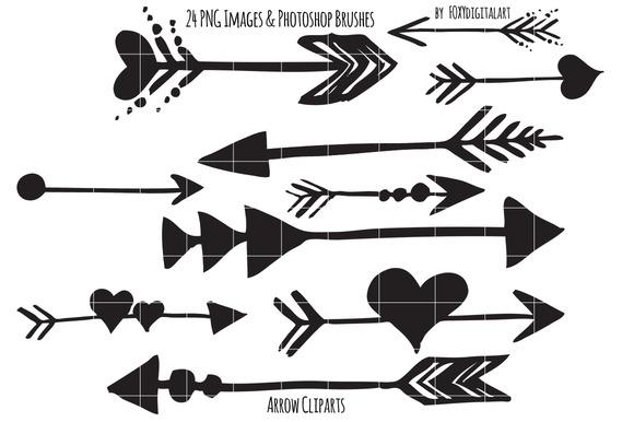 Tribal Arrow Vector Free Download » Designtube - Creative ...