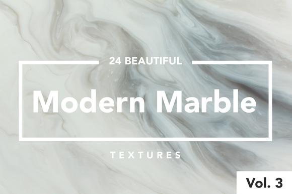 Modern Marble Ink Textures Vol. 3 - Textures