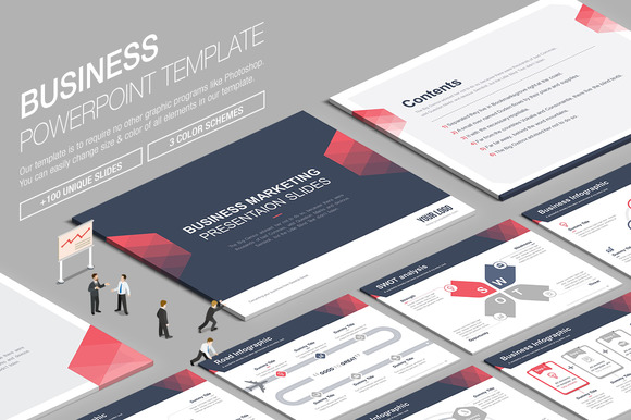 [PPT] Business Powerpoint Template - Presentations