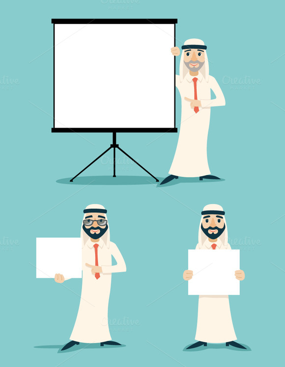 Businessman Arab