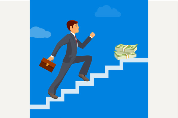 Businessman Attains Success