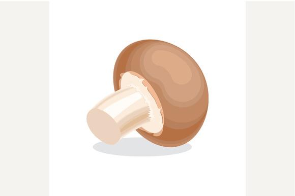Agaricus Champignon Mushroom