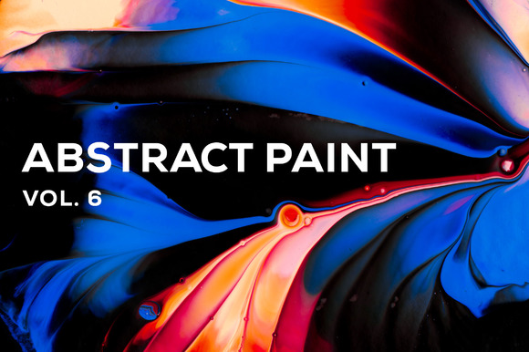 Abstract Paint, Vol. 6 - Textures