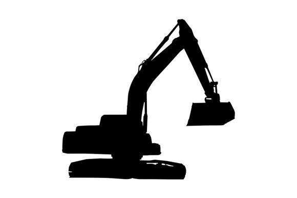 Graphic Design Excavator Logo » Designtube - Creative ...