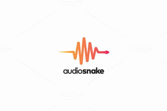 AudioSnake Logo