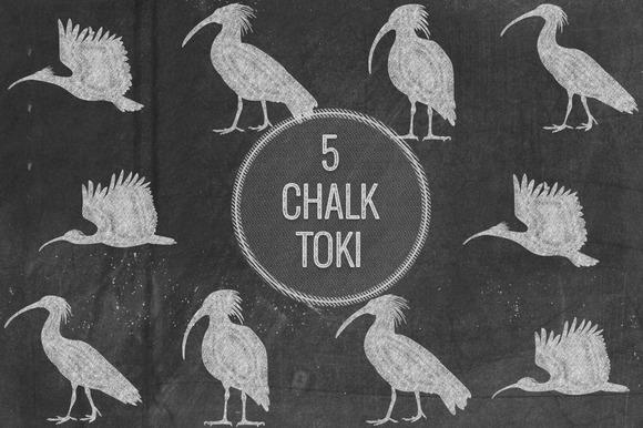 Chalk Toki