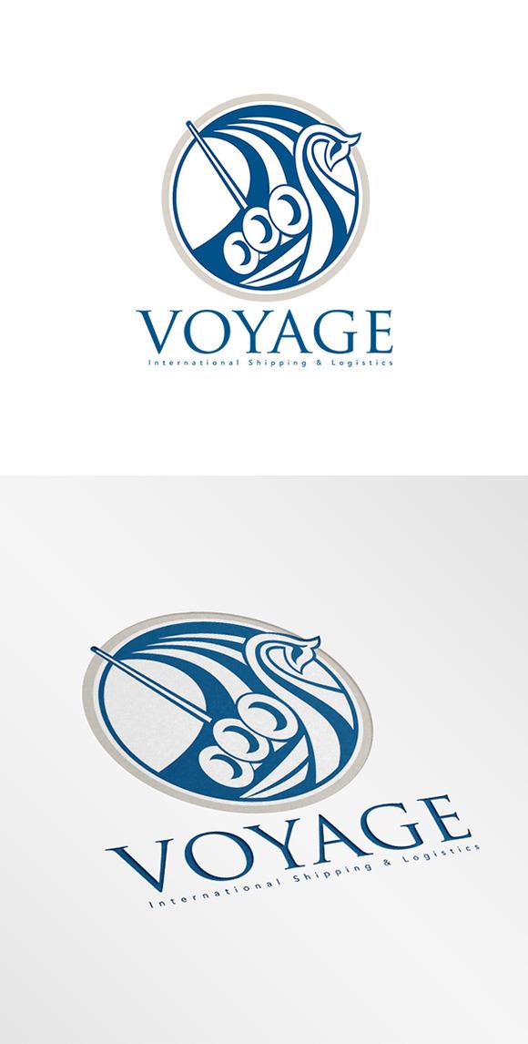 Voyage Shipping Logo