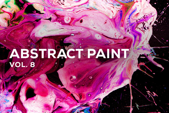 Abstract Paint, Vol. 8 - Textures