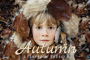 50 Autumn Lightroom Presets-Graphicriver中文最全的素材分享平台
