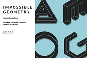 Impossible Geometry-Graphicriver中文最全的素材分享平台