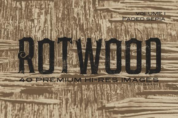 Rotwood V1 Faded Sepia